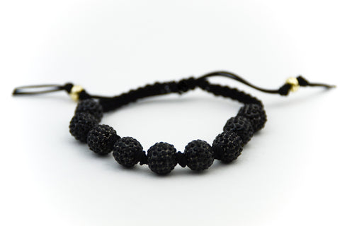 Limited Edition Blacked Out Pave Bracelet