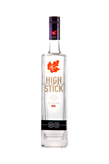 Our retail bottle is our same award winning, great tasting vodka, just in an easier to shelve bottle.  Our Vodka Alcohol percentage is 40%.