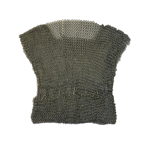 Chainmail Crop Top