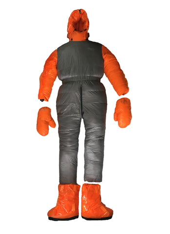 Full Body Nylon Snow Suit