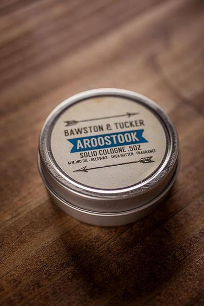 Bawston and Tucker Solid Cologne Aroostook