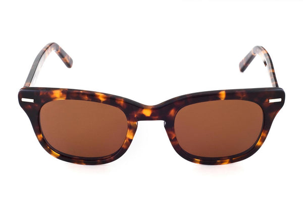 Shuron Freeway Sunglasses in Demi Amber