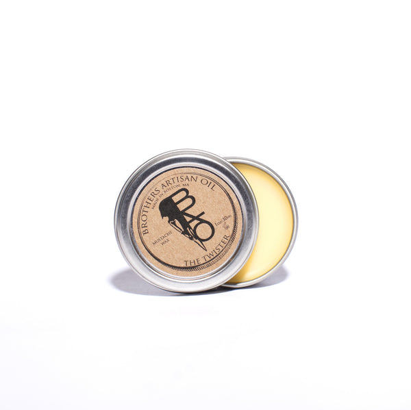 Brothers Artisan Oil The Twister Mustache Wax
