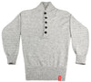 Steam Horse Dry Goods Wool Sweater in Heather Gray