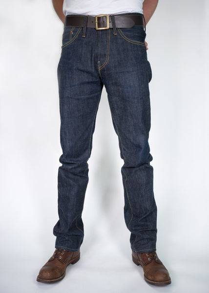 Hartford Denim Company 16 oz Selvedge Denim Jean