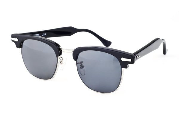 Shuron Escapades Sunglasses in Ebony