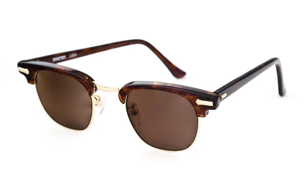 Shuron Escapades Sunglasses in Tortoise