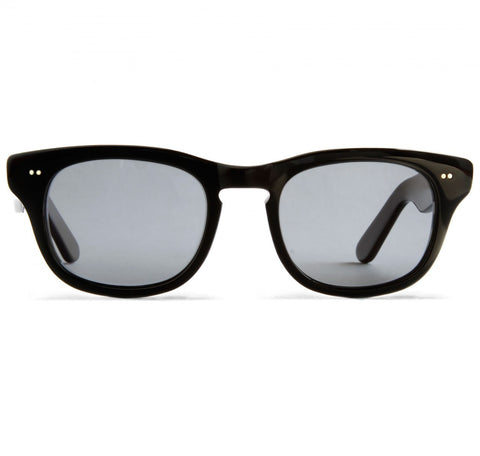 Shuron Sidewinder Sunglasses in Ebony