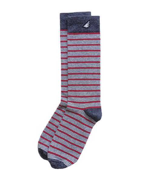 Boldfoot Sidekick Sock in Dark Gray