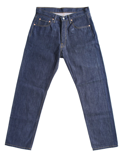 Luther's Denim '55 Selvedge Denim Jean