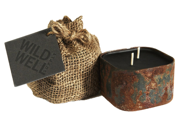 Wild Well Supply Candle - Outlaw Scent