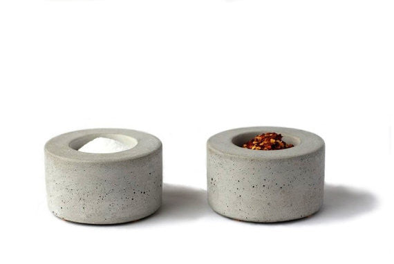 Rough Fusion Spice and Salt Cellar