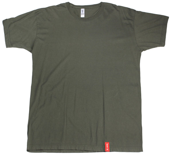 Steam Horse Dry Goods Tshirt in Green