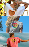 DESIGN YOUR OWN HEART TOP - READY WITHIN 3 DAYS