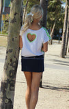 PEARS HEART TOP