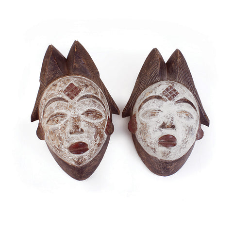 1 Genuine African Pono Mask Delivety In About 6 Days