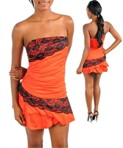 Bubble Dress With Lace, Marked Down 50% + Get 10% Off Your Entire Order