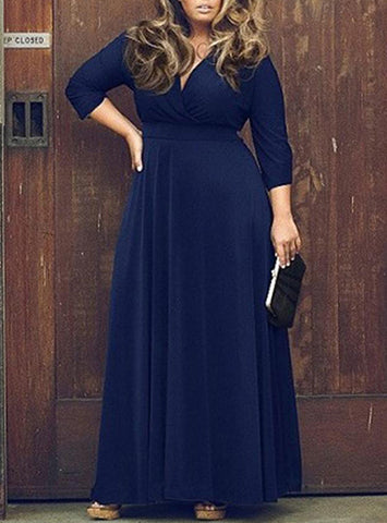 Plus Size Empire Waist Dress, Delivery In About 16 Days.