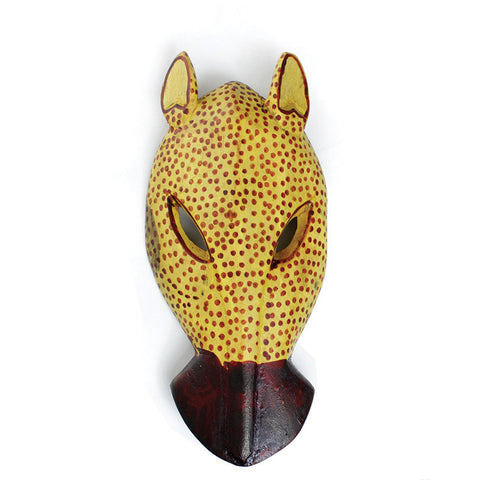 Animal Masks & Wood Carving, Delivery In About 8 Days.