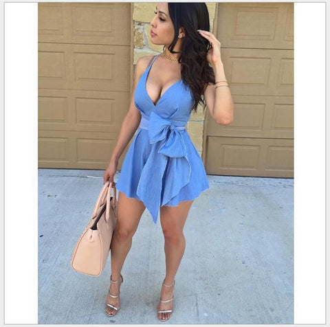 Women Sexy Short Dress.
