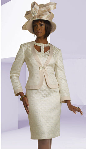 Easter Special Sale On Women 2pc Brocade Dress Church Attire By