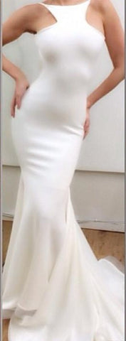 Elegant Mermaid Party Evening Dress, Delivery In 20 Days, Free Shipping