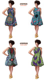 African Woven Bazin Fashion Dress Delivery In About 18 Days