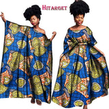 Kanga Great Mantle Dashiki African Dress Delivery In About 20 Days