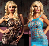 Brand New Women Mesh Sexy Lingerie Sexy Dress High.. Fit M To XL.