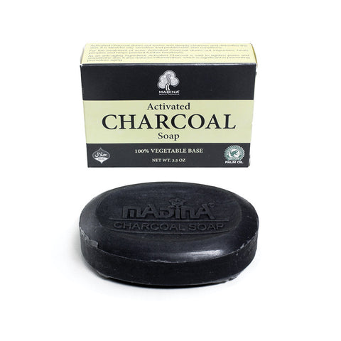 Activated Charcoal Soap - 3½ oz, Delivery In 6 Days