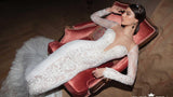 Berta Like Mermaid Formal Wedding Dress Reg $349.00 - Delivery In About 20 Days