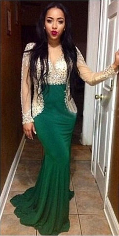 Middle Eastern Formal Evening Prom Dress, 10% Off At Checkout By Using This Code, LCX2401.