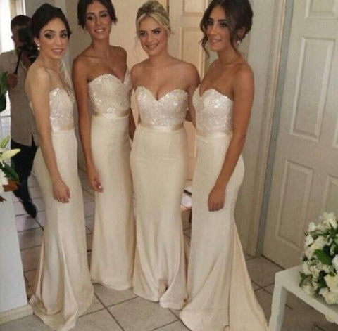 2015 New Hot Sale Sexy Bridesmaid Mermaid/Trumpet Dress.