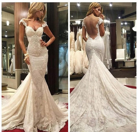 Beautiful Berta Mermaid Wedding Dress. Delivery In About 25 Days ...