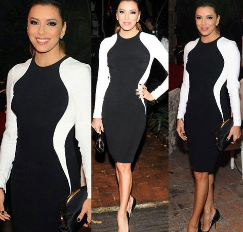 2014 New Women  Elegant Celebrity Party Dresses.