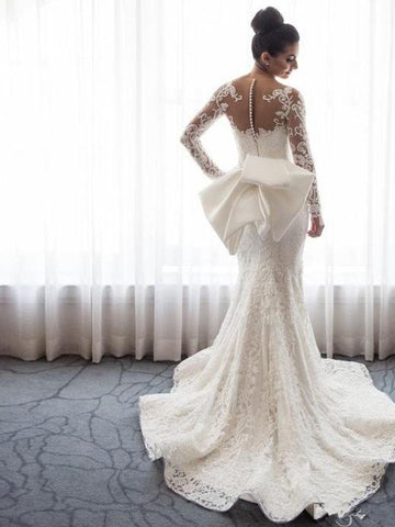 2020 Luxury Mermaid Wedding Dress Delivery In About 33 Days