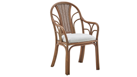 Sika Design Milano Arm Chair Frame