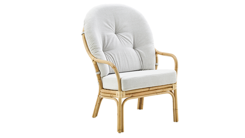 London High Back Chair Frame