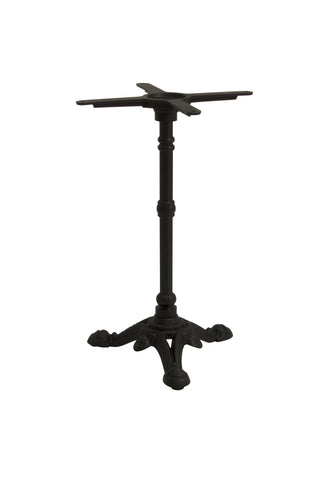 Sika Design 3 Prong Cast Iron Bistro Table Base
