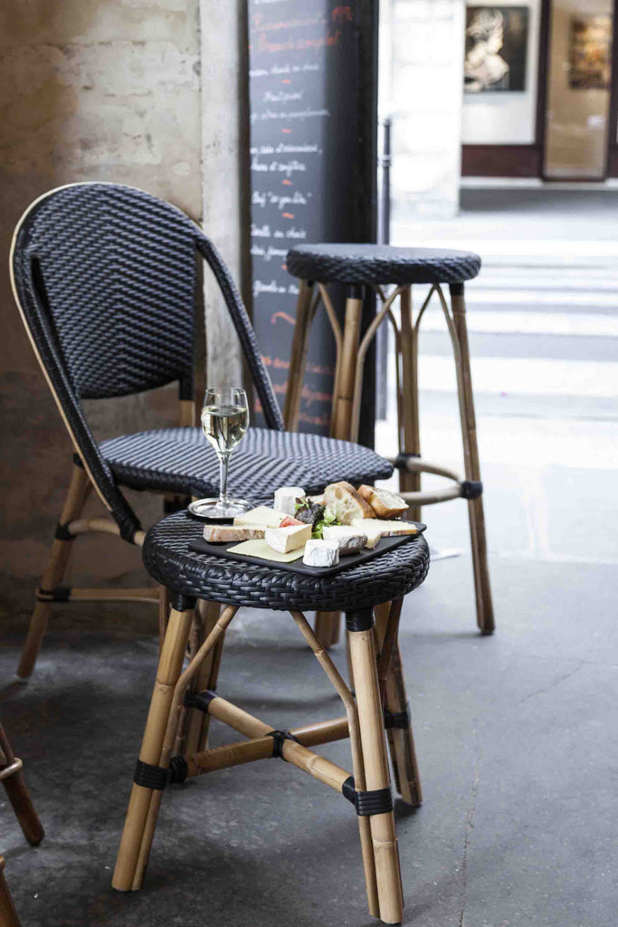 Sika Design Sofie Stacking Bistro Side Chair Sika Design Usa