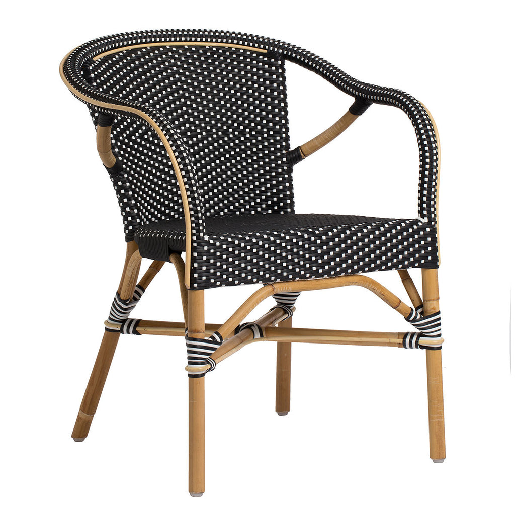 madeleine bistro arm chair