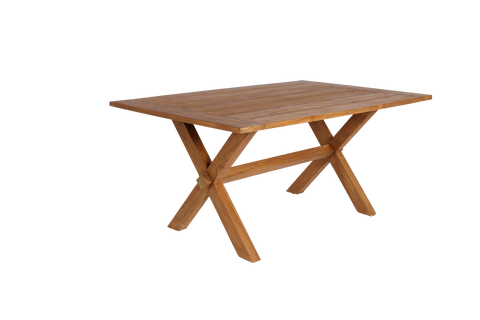 Sika Design Colonial Teak Table 100 x 160cm