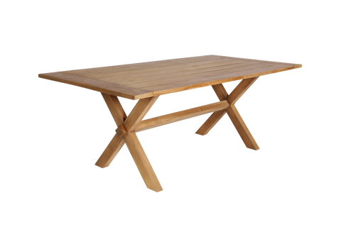 Sika Design Colonial Teak Outdoor Dining Table