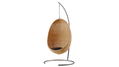 ... Sika Design Hanging Egg Chair Natural ...