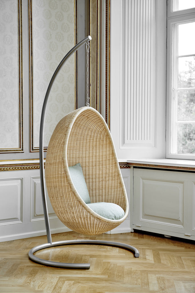 Sika Design Nanna Ditzel Hanging Egg Chair Sika Design Usa