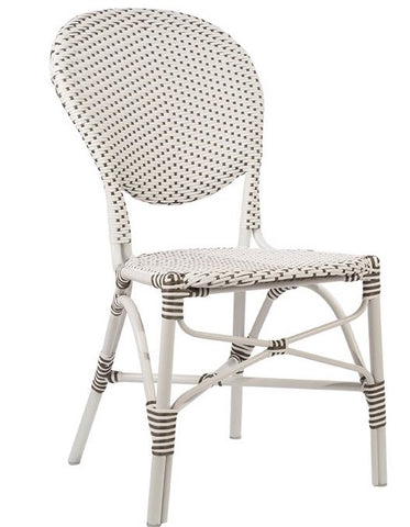 Isabell Alu Side Chair