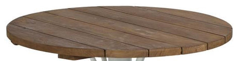 Sika Design Teak Round Table Top Round 80 cm