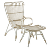 Sika Design Monet Foot Stool Exterior