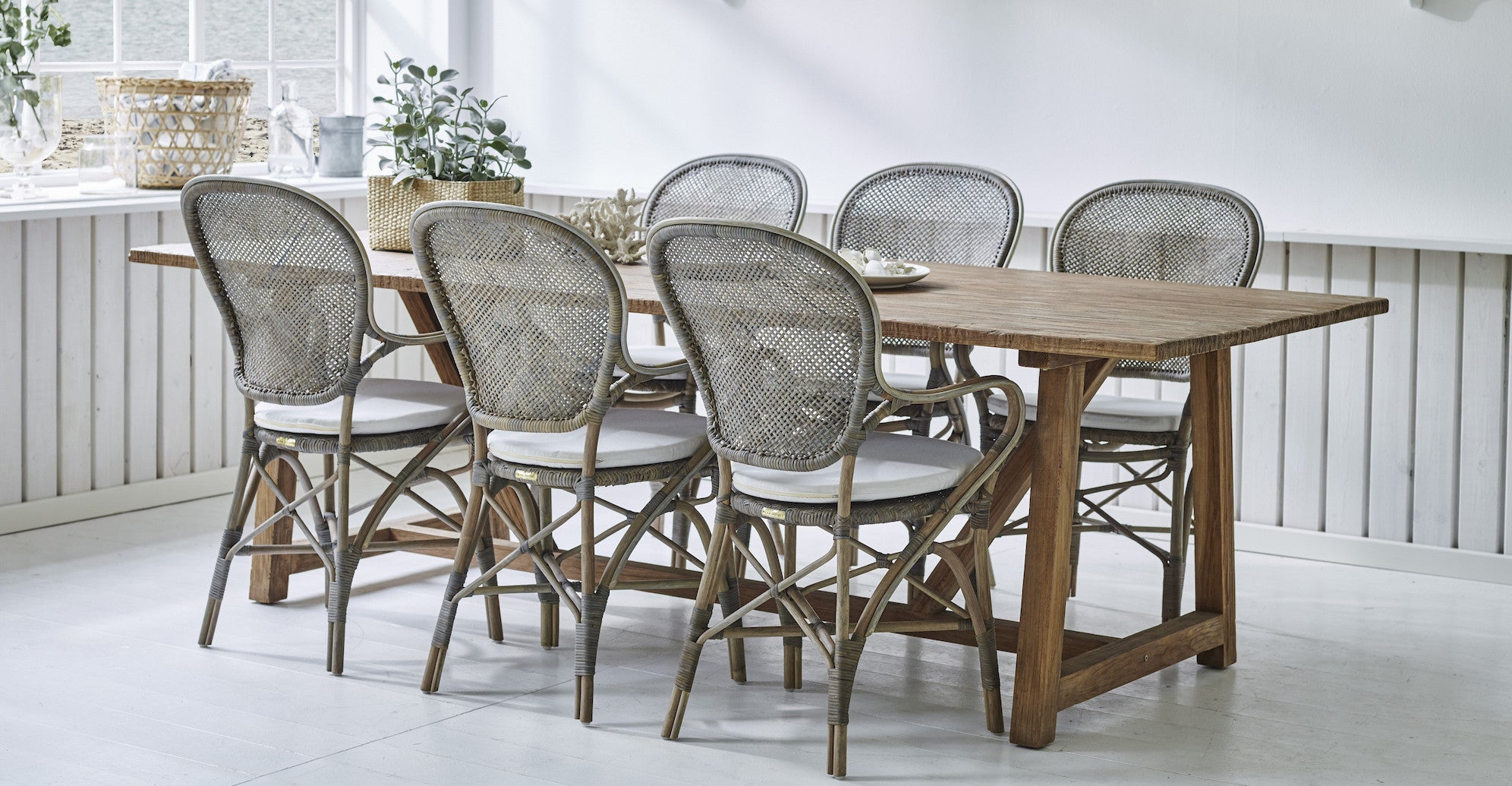 Sika Design USA I Handmade Wicker Rattan & Cafe Furniture