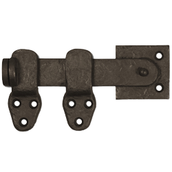 Locking Drop Bar Latch
